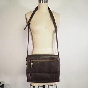Relic Structured Crossbody Bag